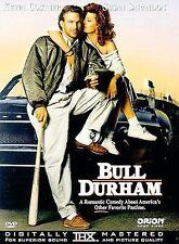 BULL DURHAM DVD USED KEVIN COSTNER, SUSAN SARANDON, TIM ROBBINS STAR