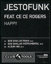 Jestofunk / Happy