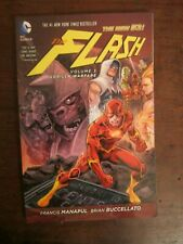 "Flash ""New 52"" volume 3 trade paperback - Gorilla Warfare"