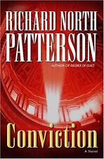 Conviction by Richard Patterson (Large Print Edition)