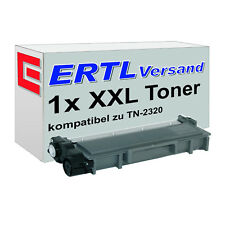 1 XL Toner für Brother TN-2320 TN-2330 TN-2345 TN-2350 TN-2356 TN-2370 TN-2380