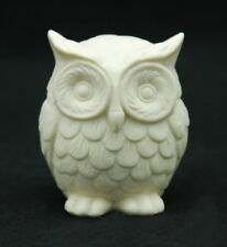 Owl L #2, Silicone Mold Chocolate Polymer Clay Jewelry Soap Melting Wax Resin