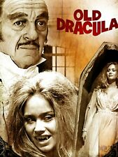 16mm Feature- OLD DRACULA aka( Vampira)-1974- David Niven- Teresa Graves-Mylar