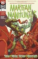 Martian Manhunter #12 (of 12) (2020 Dc Comics) First Print Rossmo Cover