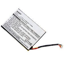 HQRP Batería para Barnes & Noble BNRV300, DR-NK03, MLP305787, S11ND018A Tablet 6