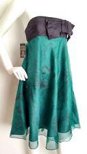 Designer TIBI evening silk dress size 8 --BRAND NEW WITH TAGS--