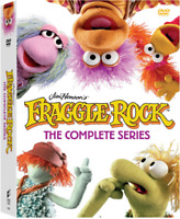 Fraggle Rock The Complete Series (2010, 12-Disc, DVD Box Set, Region 1, New)