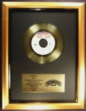 KISS Beth 45 Gold Non RIAA Record Award Casablanca Records To KISS