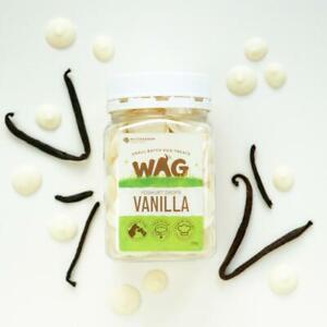 WAG Vanilla Yoghurt Drops dog treats 250g WAG