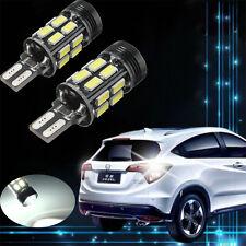Hot Sale 2PCS 6000k White 921 T15 16SMD-5630 CREE Backup Reverse LED Lights Bulb