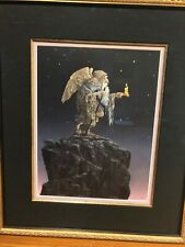 """""""The Oldest Angel� by James Christensen Limited edition 40/850"""