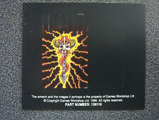 Citadel/Warhammer no muertos estándar Banners bbbb/Rare fuera de imprenta