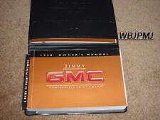 97 gmc jimmy owners manual best setting instruction guide u2022 rh ourk9 co 2015 GMC Jimmy 2015 GMC Jimmy