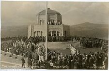 Vista House Celebration Columbia River Highway Oregon Soldiers Bands MUST SEE
