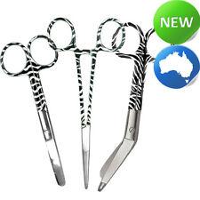 Nursing Stainless Steel Scissor Combo 3 Pack -  ZEBRA