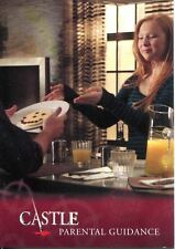 Castle Seasons 3 & 4 Family Ties Chase Card  FT6