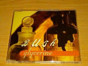 BUSH GLYCERINE CD 1996.