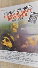 VOYAGE AU BOUT DE L'ENFER  ! de niro affiche cinema 1978