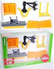 Siku Farmer 3661 Frontlader Anbaugeräte für Siku 1:32 Modelle