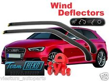 AUDI A3 SPORTBACK  V8  2013 -   3.doors  Wind deflectors  2.pcs HEKO  10242