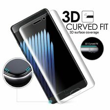 Full Coverage TPU Gel Anti Shock Screen Protector Film Samsung Galaxy Note 7