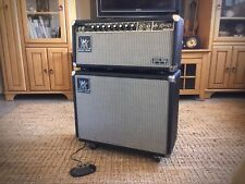Music Man 100RD Head and matching rare 112X Cab with EVM-12L Speaker 1981