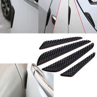 4x puerta del coche borde protector de la tira de protección anti-colisión T*ws