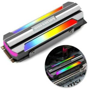 M.2 SSD Heatsink Cooler M.2 2280 Solid State Hard Drive Cooling Disk Radiator·PC