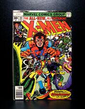 COMICS: Marvel: X-men #107 (vol 1, 1977), 1st full Starjammers/Gladiator app