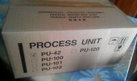 Kyocera Mita drum PROCESSOR UNIT PU-42 100.000 PAG. Nuovo Fs 1000 1010 1050