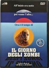 Dvd Il Giorno degli Zombi - ed. 2 dischi di George A. Romero 1985 Usato