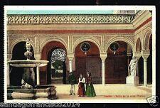 252.-SEVILLA -Patio de la Casa Pilatos (Colección Chaparteguy)