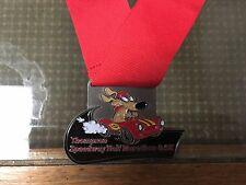 2016 Thompson Speedway Half Marathon / 5k Finisher Medal Cool car logo Ct