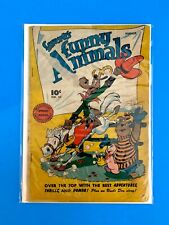 FUNNY ANIMALS #52 FAWCETT COMICS 1947 FR