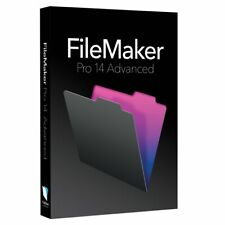 FileMaker Pro 14 Advanced Database - Mac / Windows