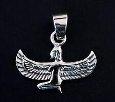 Pendentif Isis Deesse egyptienne Argent 925 2g-Bijoux Egypte K104 25436