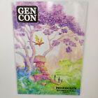 Gen Con September 2021 Indianapolis Pastel Fantasy Cover - Program Book Brochure