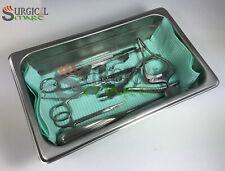 Rabbit Rodent Small Animal Teeth Dentistry Dental Kit Set Veterinary Stainless