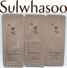 Sulwhasoo Herblinic Restorative Ampoules 20pcs Ginseng Amore Pacific Anti Aging