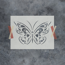 Butterfly Stencil - Durable & Reusable Mylar Stencils