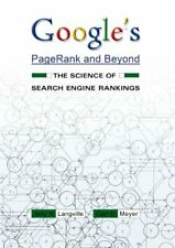 Googles Pagerank And Beyond The Science Of Search Engine Rankings By Langvi
