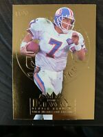 John Elway 1995 Fleer Ultra Gold Medallion Edition #91 DENVER BRONCOS