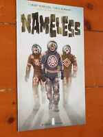 NAMELESS #1 BY GRANT MORRISON IN PRE-PRODUCTION! REALLY LOW PRINT RUN!