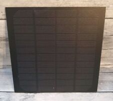 3W 12V Micro Solar Panel Module DIY Polysilicon  for Phone Toys Charger
