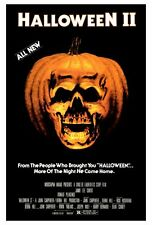 "HALLOWEEN II (2) Movie Poster [Licensed-NEW-USA] 27x40"" Theater Size 1981"