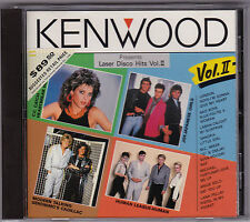 Kenwood Presents Laser Disco Hits Vol II - Various Artists - CD 1987 Ariola