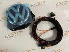 Nuevo Original Volkswagen Golf VII 7 7,5 Gti R GTD High Cámara Trasera con Cable