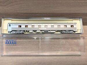 Kato N Scale Santa Fe 4-4-2 Trans Continental Sleeper Regal Spa 156-0905
