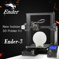 Creality 3D Ender-3 V-slot MK-8 I3 DIY 3D Printer Kit 220x220x250mm Printing
