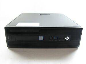HP Z240 SSF 3.3GHz Intel Xeon E3-1225 v5 1TB HDD 16GB RAM Window 10 Pro Grade B